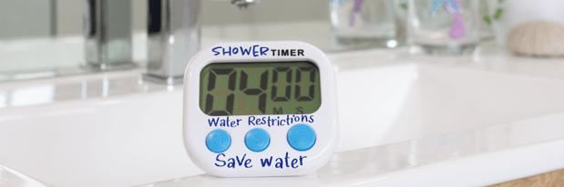 4 - Shower Timer - Canva